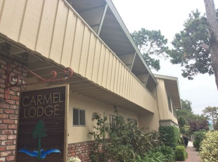 Carmel Lodge on San Carlos Ave Carmel By the Sea CA 93921