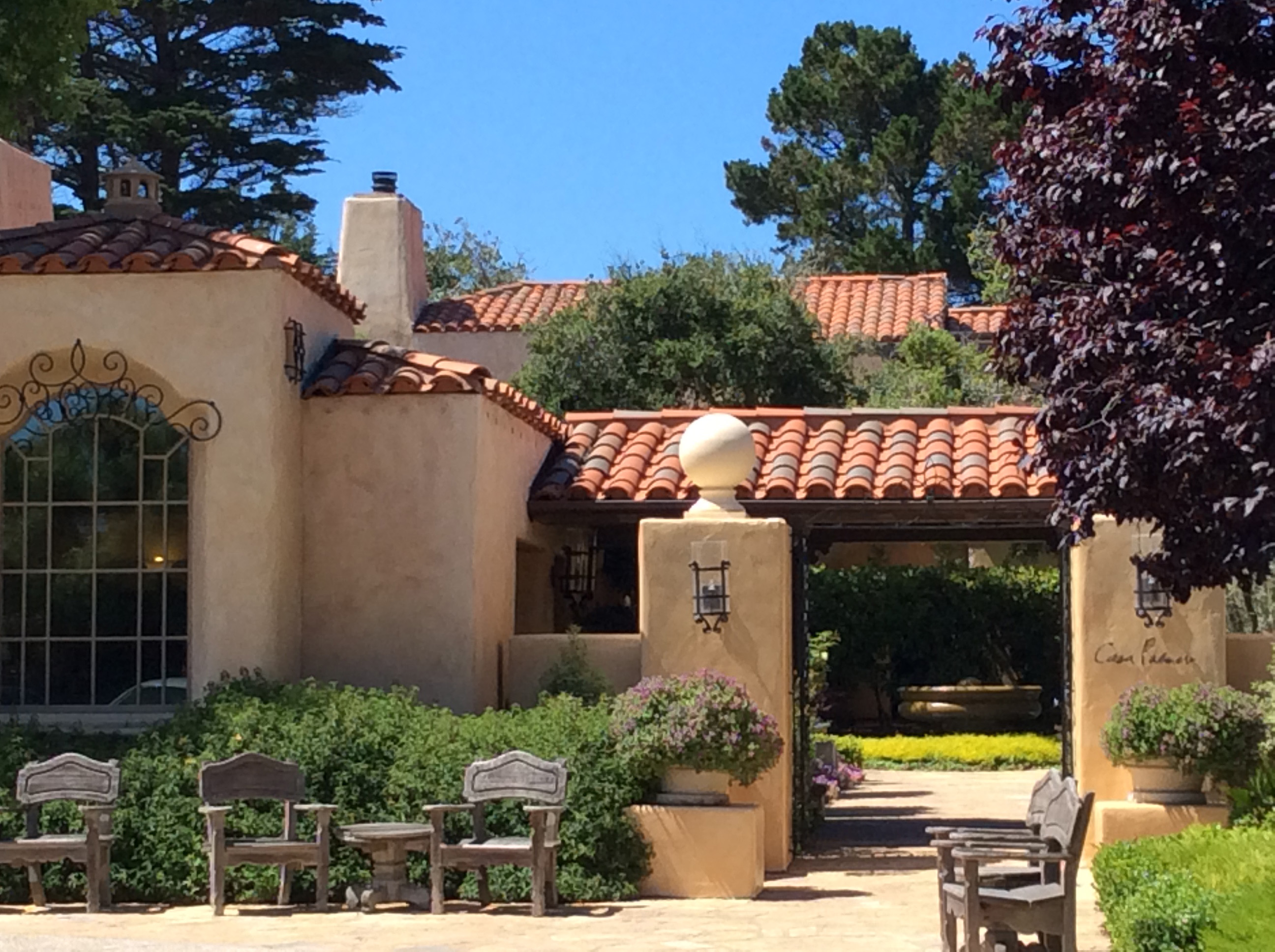Casa Palmero Boutique Spanish Style Hotel at Pebble Beach Resorts, Ca
