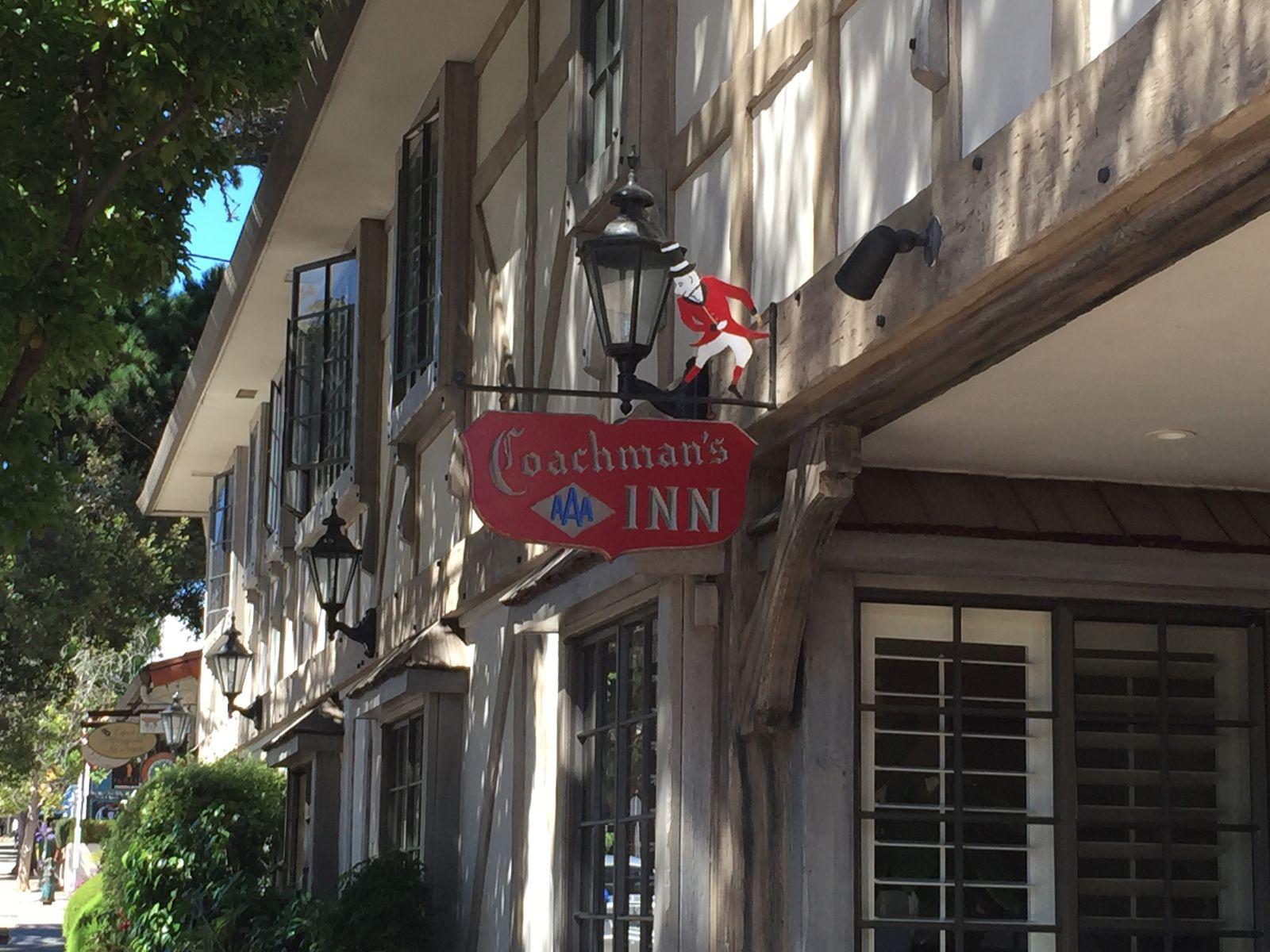 Coachmans Inn Entryway