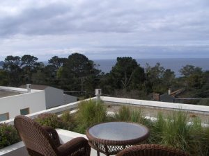 Tally Ho Inn Ocean View Deck in Carmel-by-the-Sea