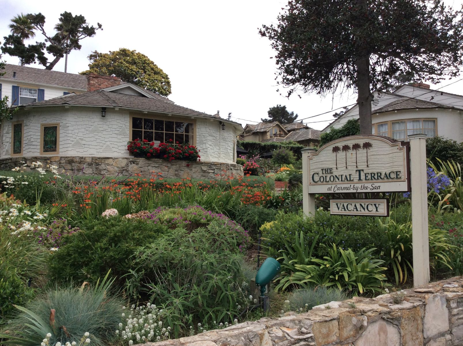 The Colonial Terrace Inn and Garden