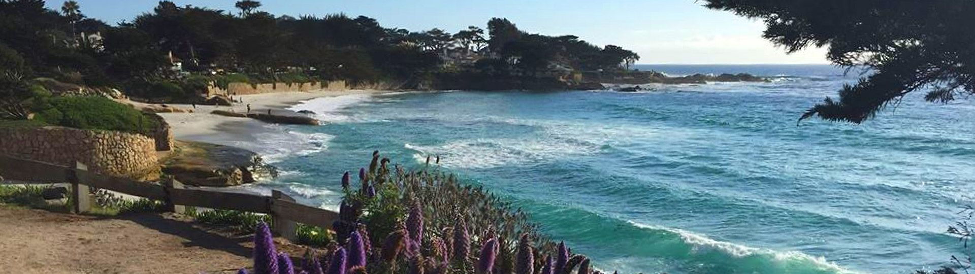 Carmel Beach Coastal Trail