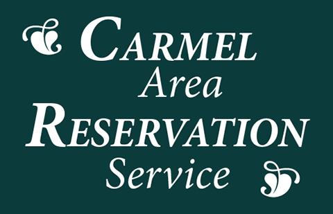 Carmel Area Reservation Service Logo